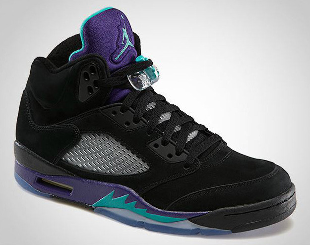 You can now PRE-Order the Black Grape 5's