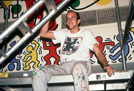 Photo of the Day - Keith Haring