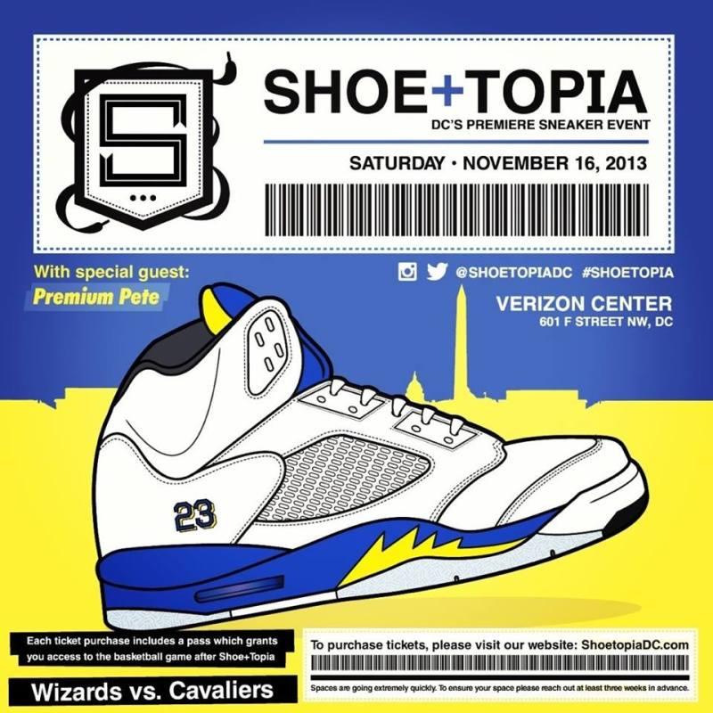 SHOETOPIA DC TOMORROW!! Meet me in DC tomorrow!!