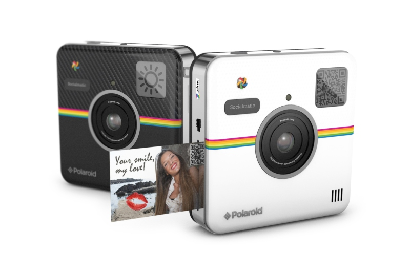 #Electronics | Polaroid Social Media Camera